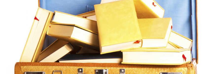Five of the best travel books