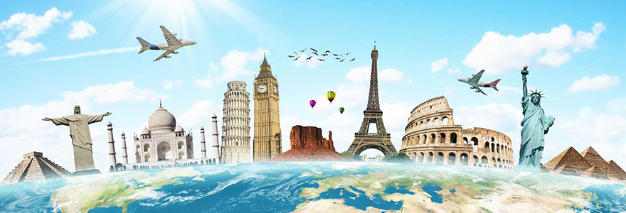 How to go on a trip around the world with a small budget